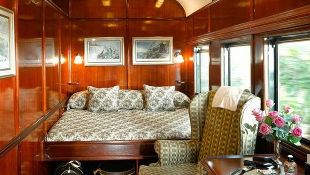 Victoria Falls Hotel and Rovos Rail packages
